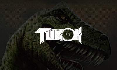 Turok - Nintendo Switch