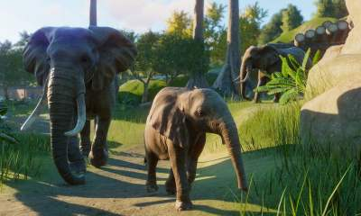 Frontier Developments announces Planet Zoo