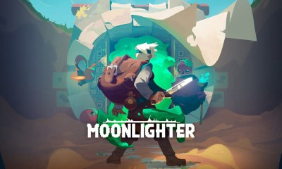 Moonlighter game