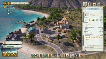 Tropico Screen 1