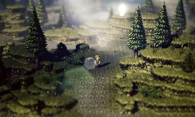 Octopath Traveler PC release