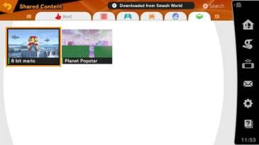 Super Smash Bros Ultimate - Stage Builder