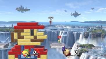 Super Smash Bros Ultimate - Stage Builder