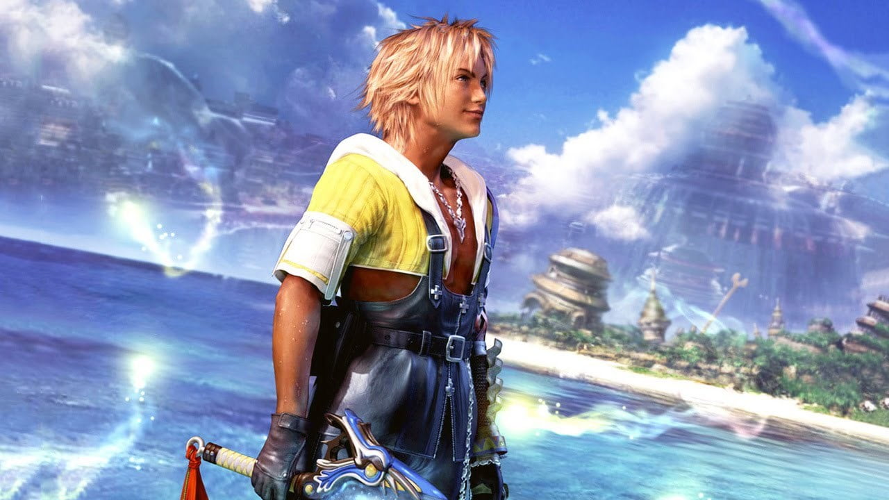 Check out this behind-the-scenes video from Final Fantasy X/X-2