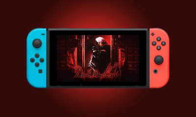 Devil May Cry is coming to Nintendo Switch