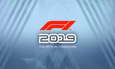 F1 2019 - Official Video Game Logo