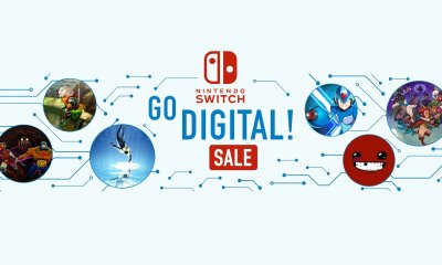 Nintendo Switch Go Digital Sale