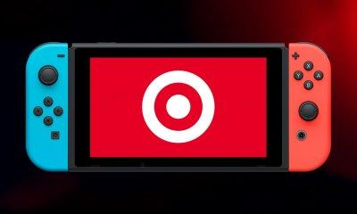 Nintendo Switch Target promotion