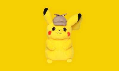 Pokémon Detective Pikachu merchandise