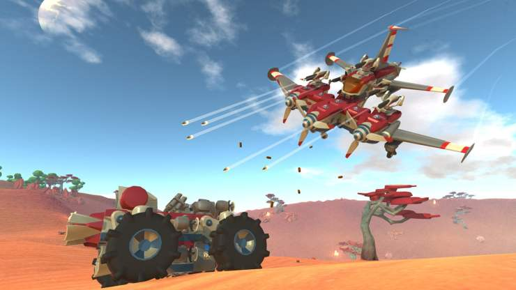 TerraTech - Nintendo Switch