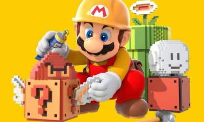 Nintendo Switch Online Super Mario Maker 2