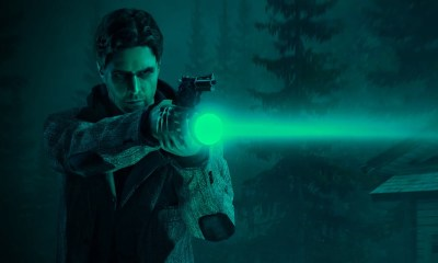 Alan Wake publishing rights