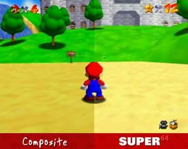 EON Super 64 - Super Mario 64