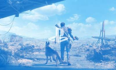 Fallout 4 PlayStation Now August 2019