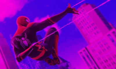 Far From Home suits Spider-Man PS4