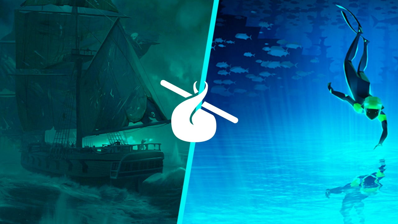 Save on watery video games in the Humble Sale of the Seven Seas