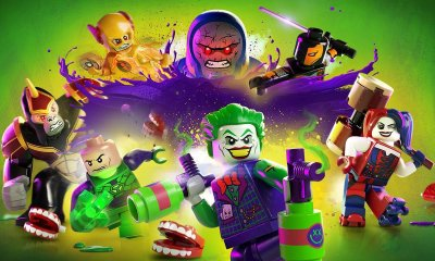 Lego DC Super-Villains - Mac