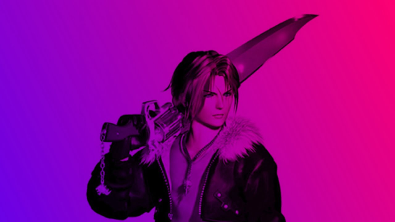 One of Final Fantasy VIII's biggest 'issues' is fixed in the re-release - Thumbsticks