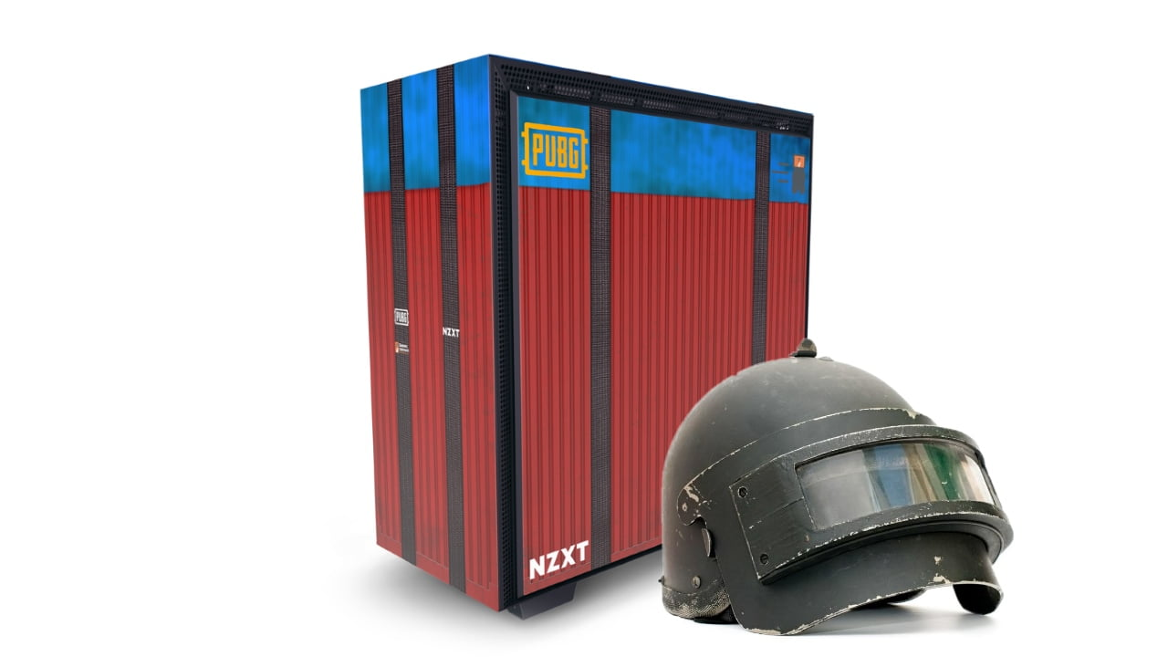 Where are the PUBG servers located?