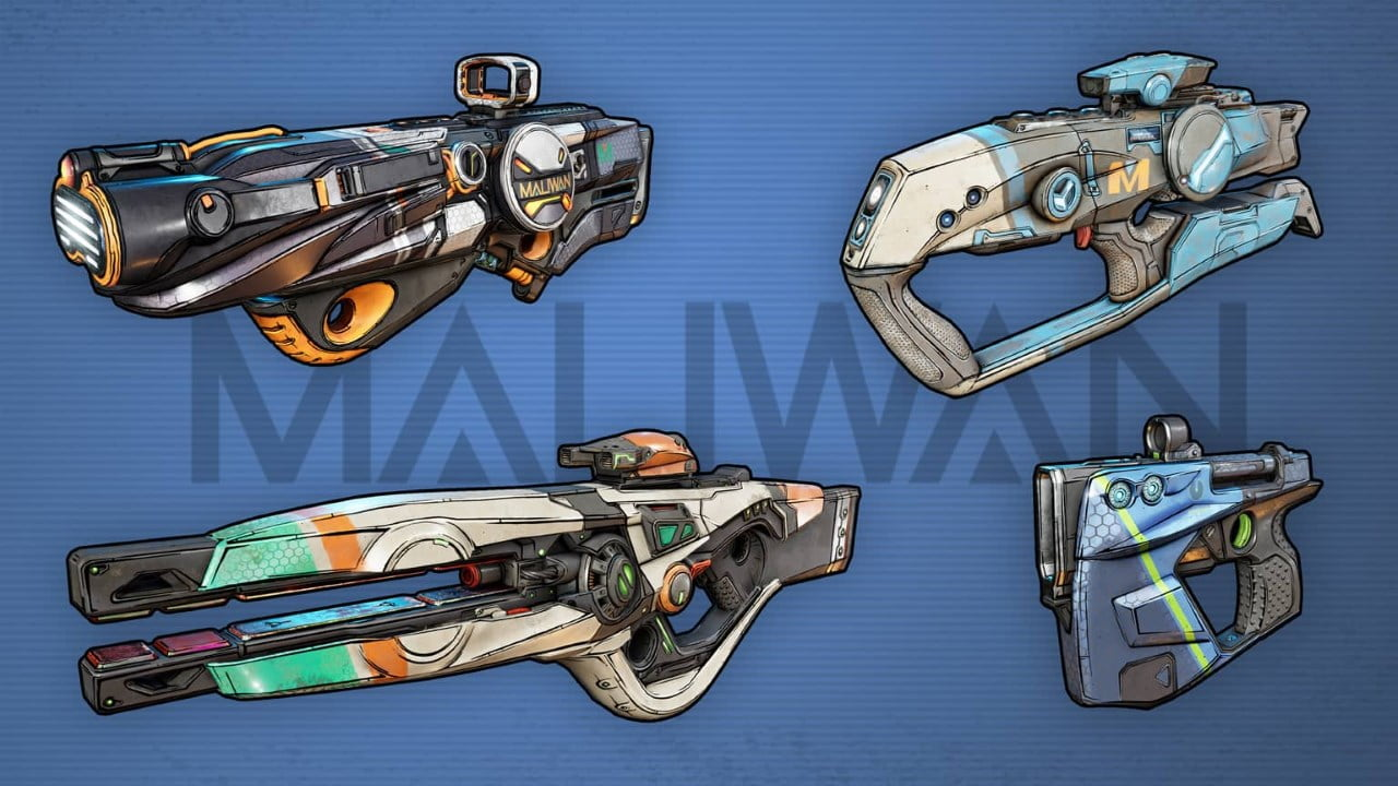 How to unlock additional weapon slots in Borderlands 3
