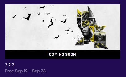 Epic Games Store Arkham