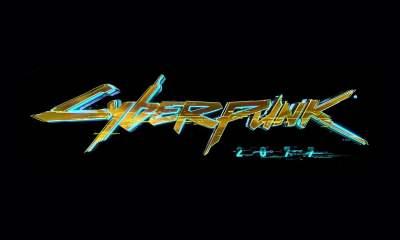 Cyberpunk 2077 logo