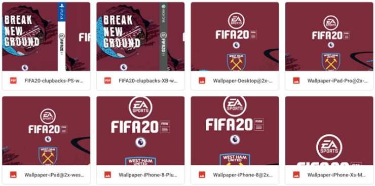FIFA 20 Club Packs
