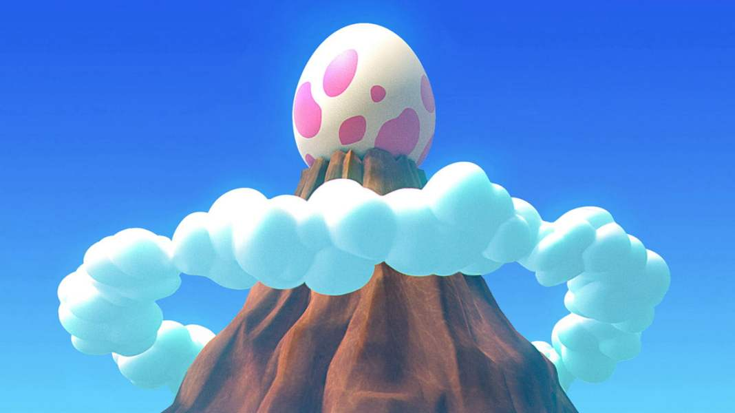 Image result for link's awakening switch egg