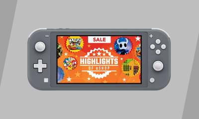 Nintendo Switch - Highlights of eShop sale