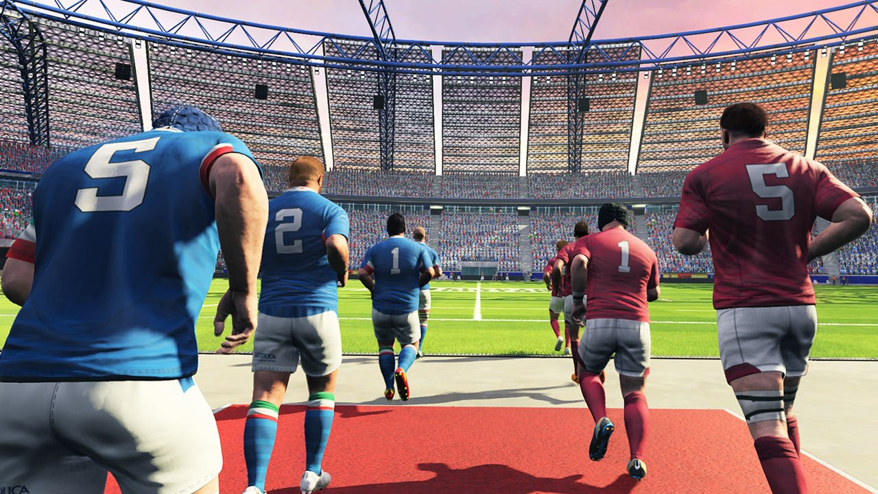 Rugby 20 closed beta and release date confirmed