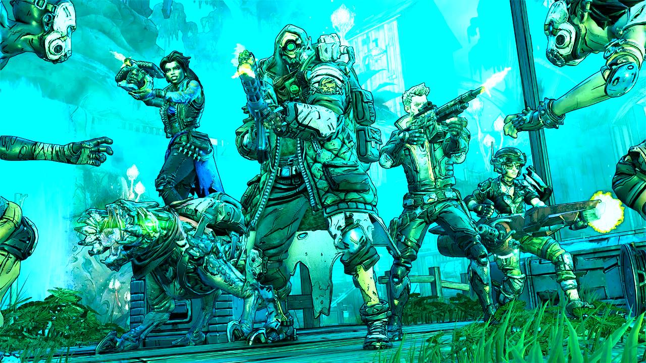 How to unlock class mods in Borderlands 3