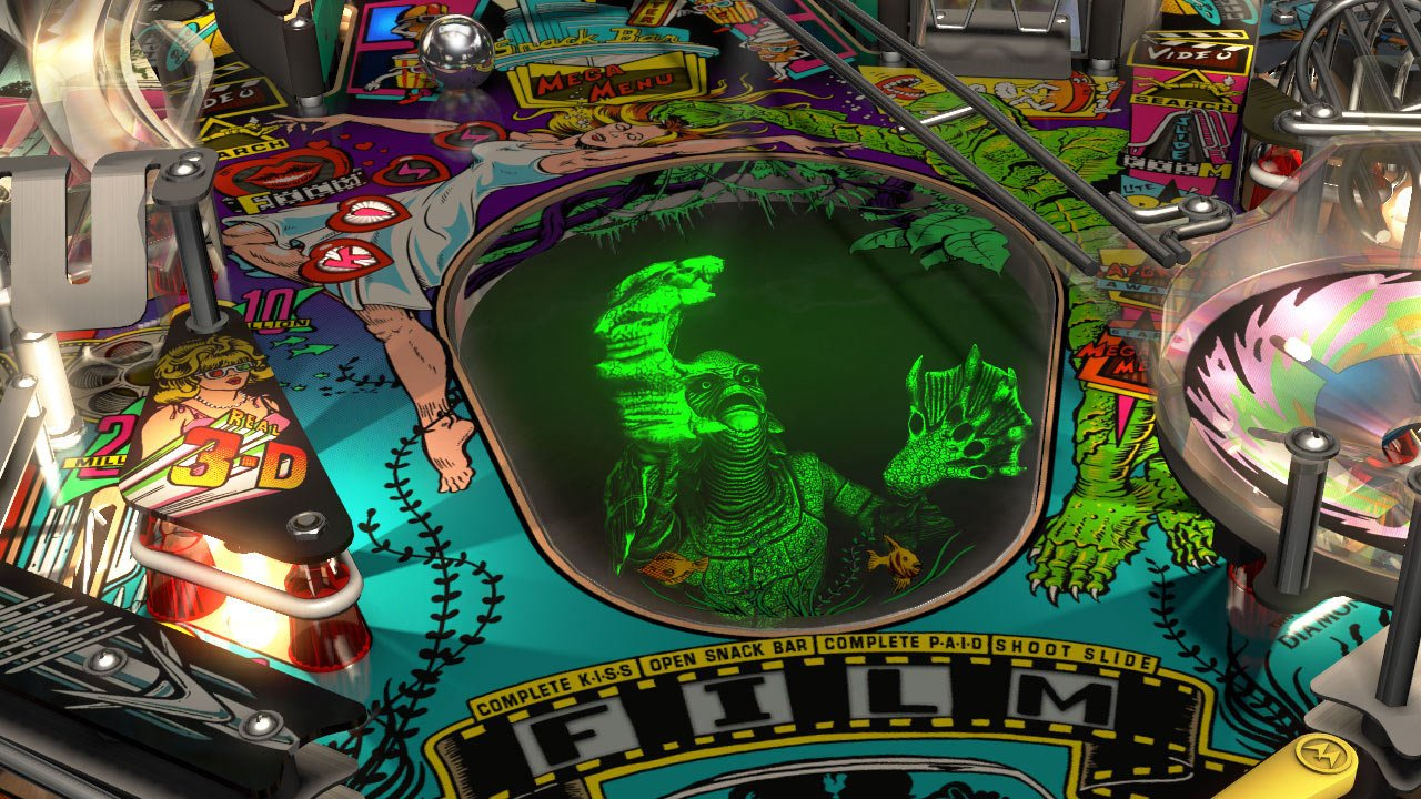 Classic Universal monsters come to Pinball FX3 this month