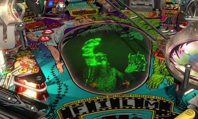 Pinball FX3 - Classic Universal Monsters