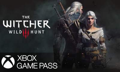 The Witcher III Xbox Game Pass