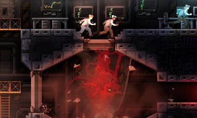 Carrion game screenshot