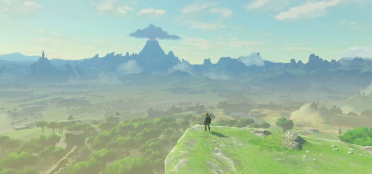 games of the decade Breath of the Wild