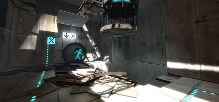games of the decade Portal 2