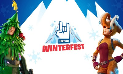 Fortnite Winterfest 2019