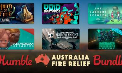 Humble Australia Fire Relief bundle