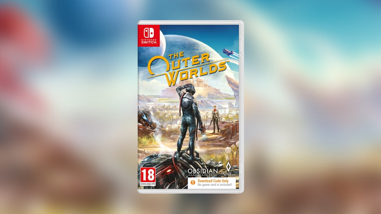 New The Outer Worlds Nintendo Switch release date confirmed
