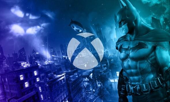 Batman - Xbox sale