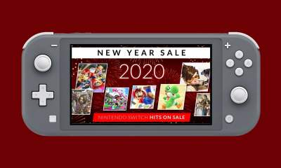 Nintendo eShop Switch New Year Sale