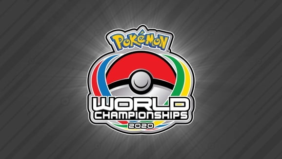 Pokémon World Championships 2020 logo