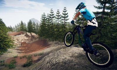 Descenders free hand-crafted bike parks update