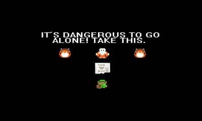 dangerous to go alone nintendo switch accessories sandisk