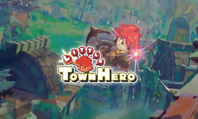 Little Town Hero PS4 and Switch