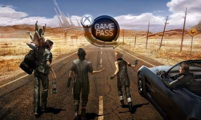 Xbox Game Pass - Final Fantasy XV