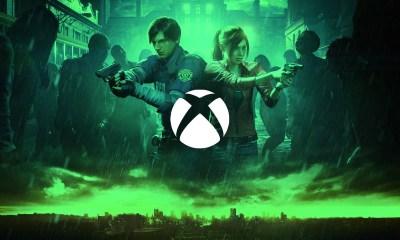 Xbox One - Resident Evil 2