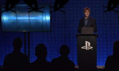 PlayStation 5 specs Mark Cerny fake audience