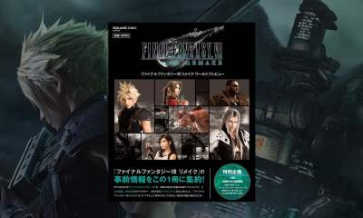Final Fantasy VII Remake books
